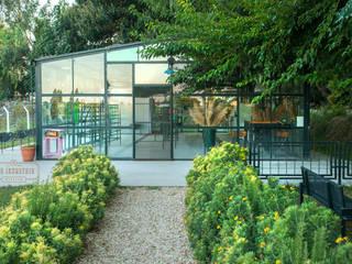 Greenhouse Projesi Endüstriyel Kış Bahçesi DAR INDUSTRIA Endüstriyel