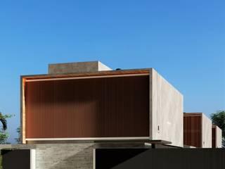 D arquitetura Terrace house