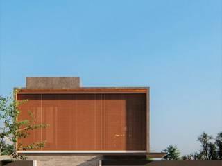 Minimalistyczne domy od D arquitetura Minimalistyczny