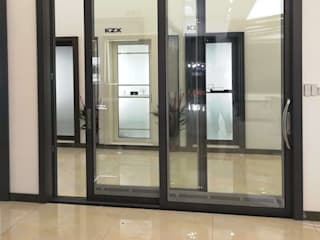 utench aluminum windows projects by Utench Industry Asian