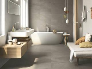 levent tekin iç mimarlık Modern bathroom
