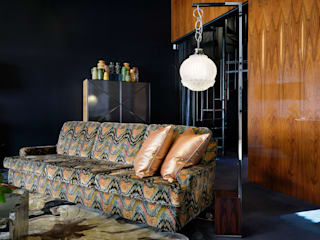 OMNU_Creative Houses Kantor & Toko Gaya Eklektik