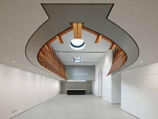 Palazzo Trinacria palmieri Illuminotecnica Musei moderni