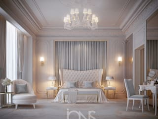 Timeless Bedroom Interior โดย IONS DESIGN คลาสสิค