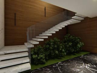 Modern Oteller Arquitetura Sônia Beltrão & associados Modern Mermer