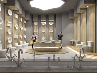 A 3D Animation that we did for a sanitary gallery located in KSA. Waseem Dabbas