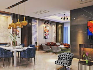 Luxury Residential Interior - Jaipur White Cube Designs