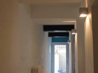 PtrX Studio di Mattia Patrassi Koridor & Tangga Modern