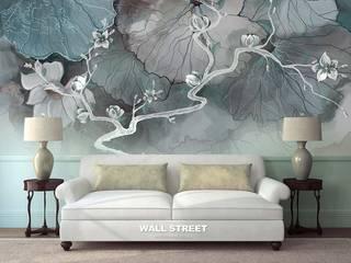 Акцентная стена в спальне - коллекция La Prima от Студия Wall Street Классический