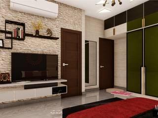 Akdeniz Yatak Odası Aikaa Designs Akdeniz