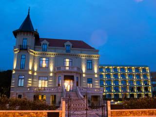 Vila Foz Hotel & SPA por Miguel Cardoso arquitecto Lda