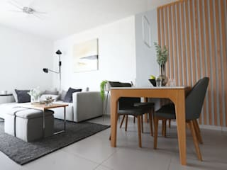 loop-d Modern dining room