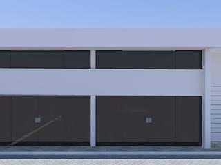 Salas Comerciais PV Lisiane Leoni Arquitetura e Urbanismo Lojas & Imóveis comerciais modernos
