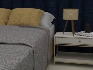 Decó ambientes a la medida Dormitorios de estilo moderno
