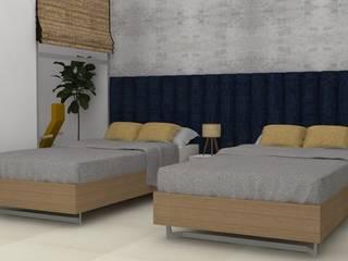Decó ambientes a la medida Modern style bedroom