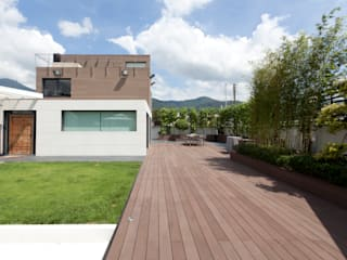 Hong Kong TP Residence 根據 Office for Fine Architecture 現代風