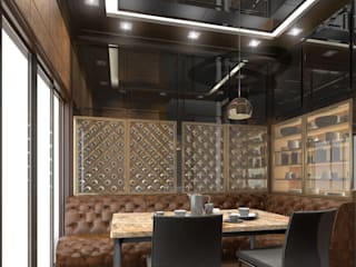 Hong Kong CN Residence 根據 Office for Fine Architecture 北歐風