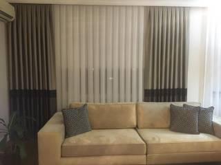 Modern Living Room by Serdar Perde Dekorasyon Ve Mobilya A.Ş Modern