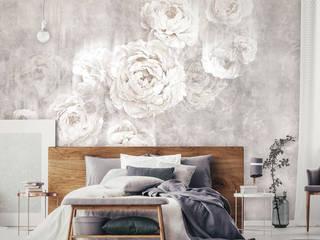 Обои SELENION Спальня в классическом стиле от FACTURA Классический
