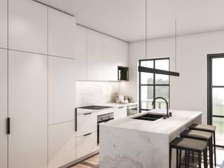 Minimalist Apartment in Winchester Hills by Inside Ordinary Minimalist