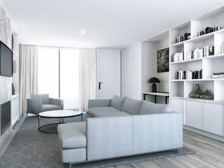 Residence in Parkhurst by Inside Ordinary Minimalist