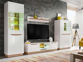 Meble Minio Living roomCupboards & sideboards Chipboard White