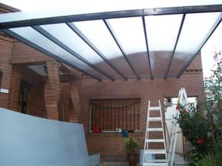 Covertizo Metalico de hogartotal Chile Moderno