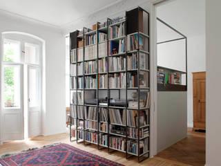 Minimalistische Wohnzimmer von Atelier Blank Minimalistisch