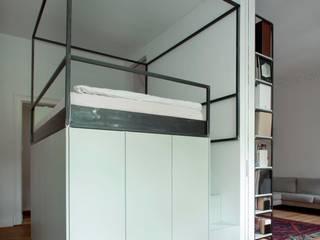 Minimalistische Schlafzimmer von Atelier Blank Minimalistisch