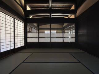 愛知の茅葺き再生 の 水野設計室 和風