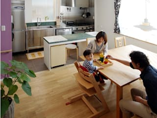 house-tkg 北欧デザインの リビング の 株式会社ピー・アイ・イー 北欧