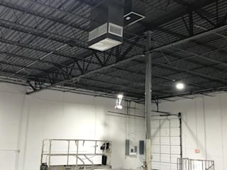 Central Mechanical HVAC Services Commercial Spaces