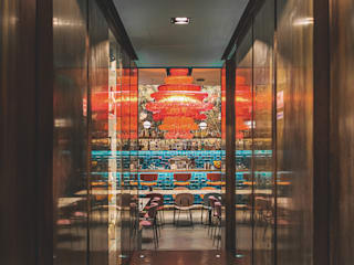 Comedores de estilo moderno de MODO Architettura Moderno