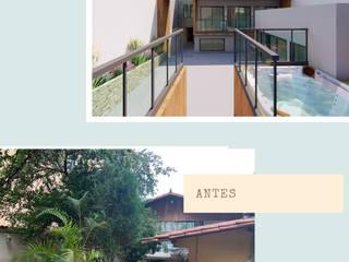 Casa Moderna por Fark Moderno