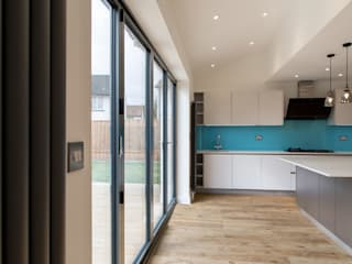 New Detached House Barnet EN5 RS Architects Built-in kitchens