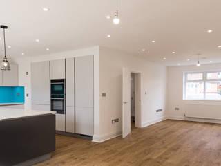 New Detached House Barnet EN5 RS Architects Modern Living Room