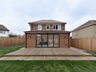 New Detached House Barnet EN5 RS Architects Single family home