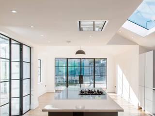 Edwardian House Barnet EN5 RS Architects Built-in kitchens