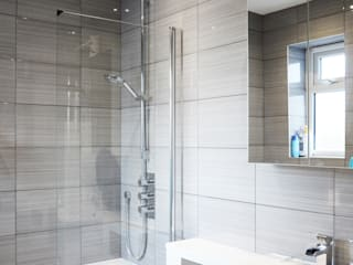 Side & Rear Extension RS Architects Classic style bathroom
