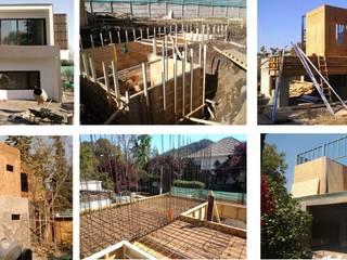 Construcción y Administración de Obras de LSJ Arquitecto Moderno