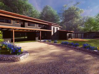 Proyecto D.A. de MS Arquitectos Rústico