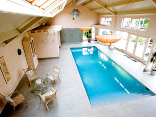 Project Ridderkerk 1 Klassieke zwembaden van Aquamasters Klassiek
