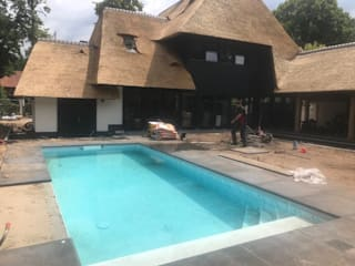 Project Vught 1 Moderne zwembaden van Aquamasters Modern