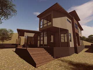 Proyecto B.M. de MS Arquitectos Moderno