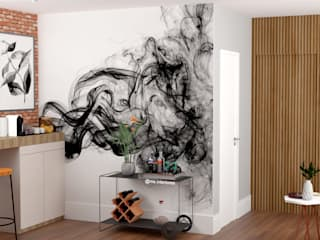 MS Interiores Dinding & Lantai Modern