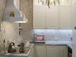 """""""50 оттенков белого"""" или квартира в классическом стиле от дизайнер-ахитектор Катерина Кузьмук Классический"""