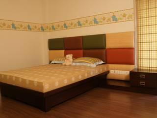 Rich & Aki Boys Bedroom MDF Multicolored
