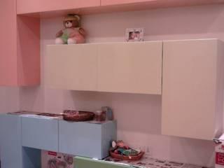 Rich & Aki Girls Bedroom MDF Multicolored