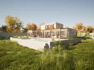 Mala House rzoarquitecto Casas de campo