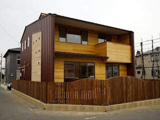株式会社高野設計工房 목조 주택